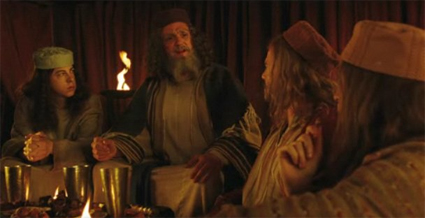 Abraham & Isaac tell Oh and Zed about the Whores in Sodom (Year One)