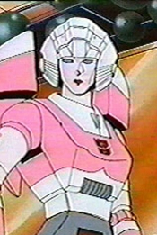 arcee-female-transformer-autobot