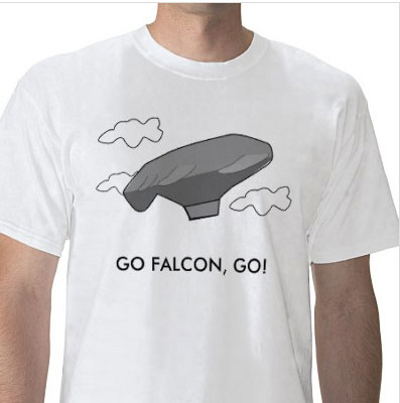 Go Falcon, Go! (Balloon Boy Meme)