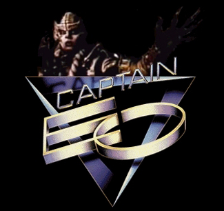 Captain EO Movie Logo