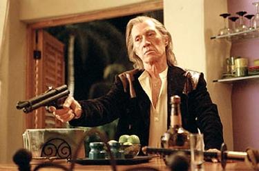 David Carradine as Bill in Kill Bill