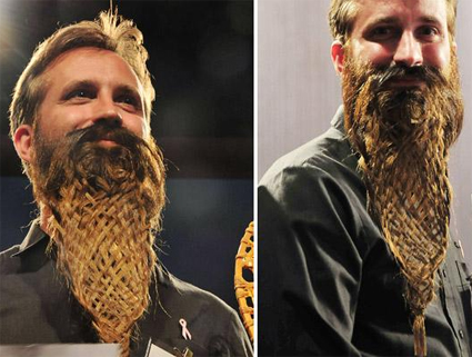 2009 World Beard Champion - David Traver