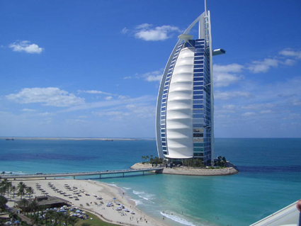 7 stars for dubai 39 s burj al arab hotel Dubai hotel pictures 7 star