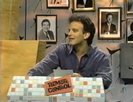 Ken Ober - Host of MTV's Remote Control 1980's Game Show