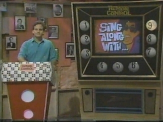 Ken Ober on MTV's Remote Control (Sing Along With...)