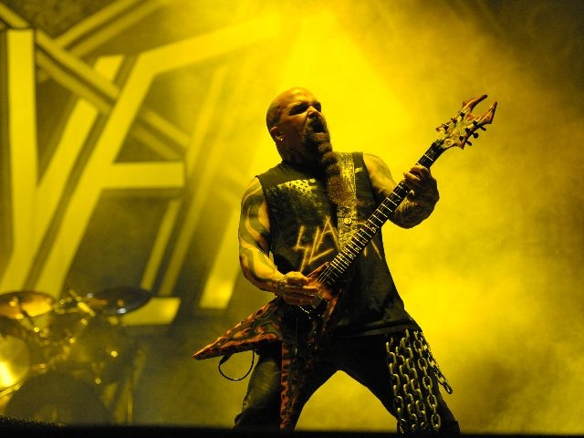 Kerry King in Yellow