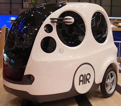 MDI Air Pod (Air Powered Car)