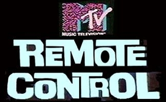 MTV Remote Control Logo