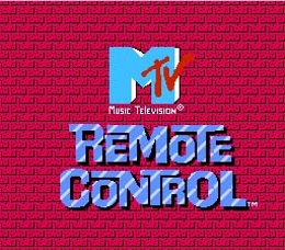 Nintendo Game Screenshot: MTV's Remote Control