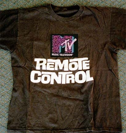 MTV Remote Control T-Shirt
