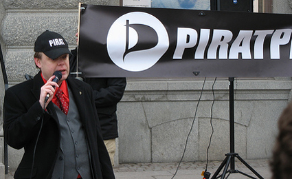 Rick Falkvinge - Pirate Party Leader