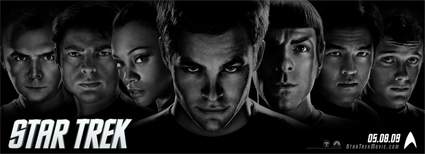 Star Trek Movie Banner (2009)