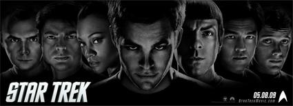Star Trek Movie Banner (2009)