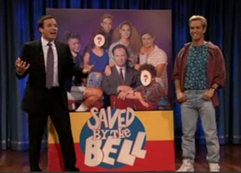 Zack Morris confirms appearance on Jimmy Fallon's Saved By the Bell Reunion